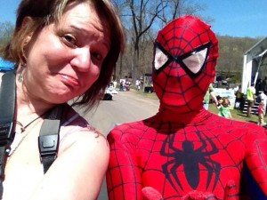 lsg and spiderman
